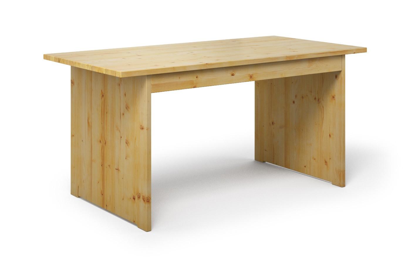 Schreibtisch Kamsar aus Kiefer günstig online kaufen