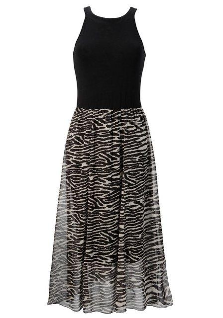 Aniston SELECTED Partykleid im Animal-Print günstig online kaufen