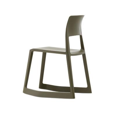 Tip Ton Stuhl / Schrägstellbar & ergonomisch - Vitra - Grün günstig online kaufen