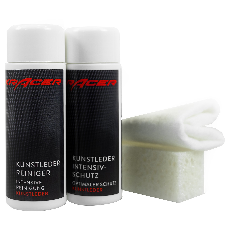 home24 Kunstlederpflege-Set DXRacer (4-teilig) günstig online kaufen