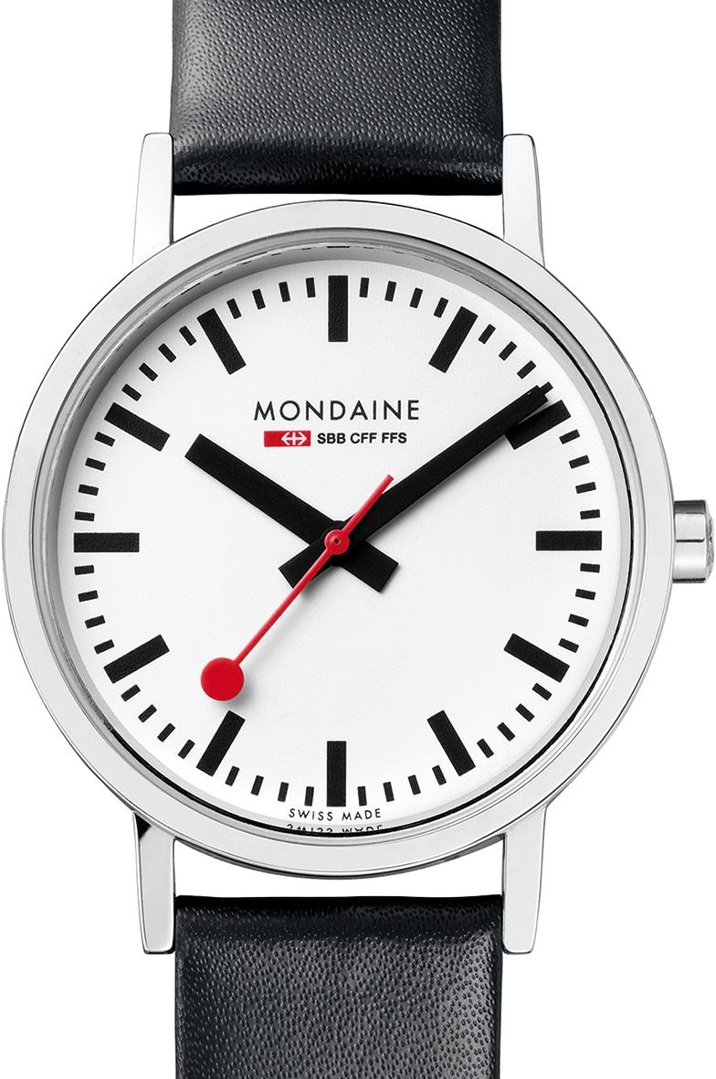 MONDAINE Schweizer Uhr Classic, A658.30323.11SBB günstig online kaufen