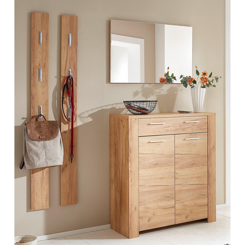 home24 Garderobenset Castera II (4-teilig) günstig online kaufen