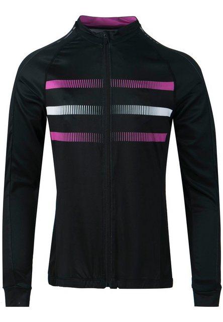 ENDURANCE Radtrikot »BEATRICE W Bike L/S Shirt« mit innovativer QUICK DRY-T günstig online kaufen