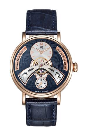 Carl von Zeyten Armbanduhr Baden Baden günstig online kaufen