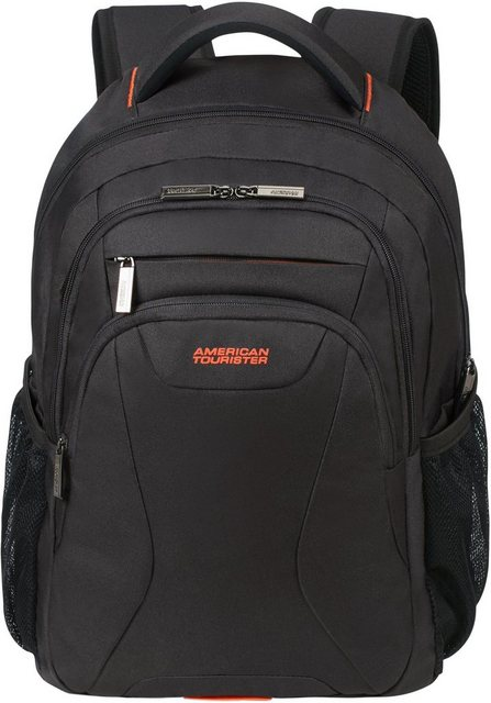 American Tourister® Laptoprucksack »At Work, black/orange« günstig online kaufen