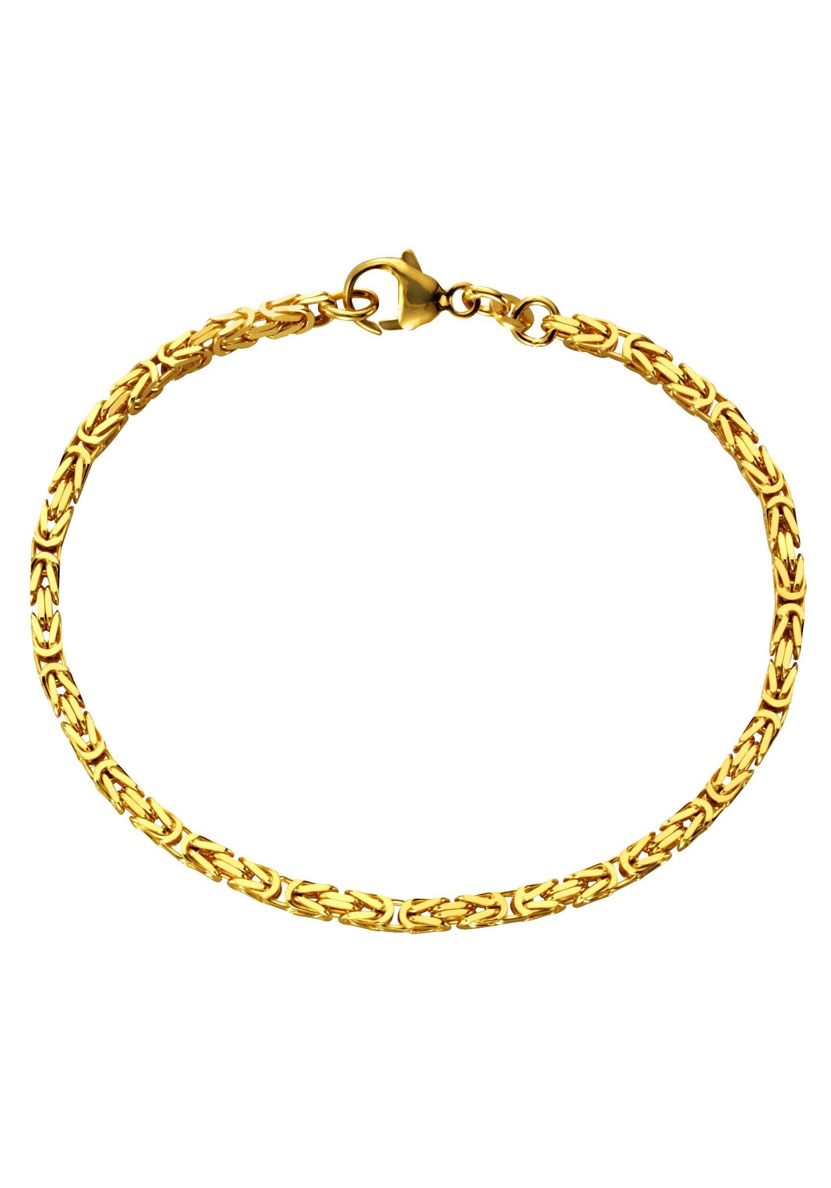 Firetti Goldarmband in Königskettengliederung, 2,8 mm, Made in Germany günstig online kaufen
