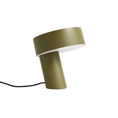 Slant Tischleuchte / Metall - Hay - Grün günstig online kaufen
