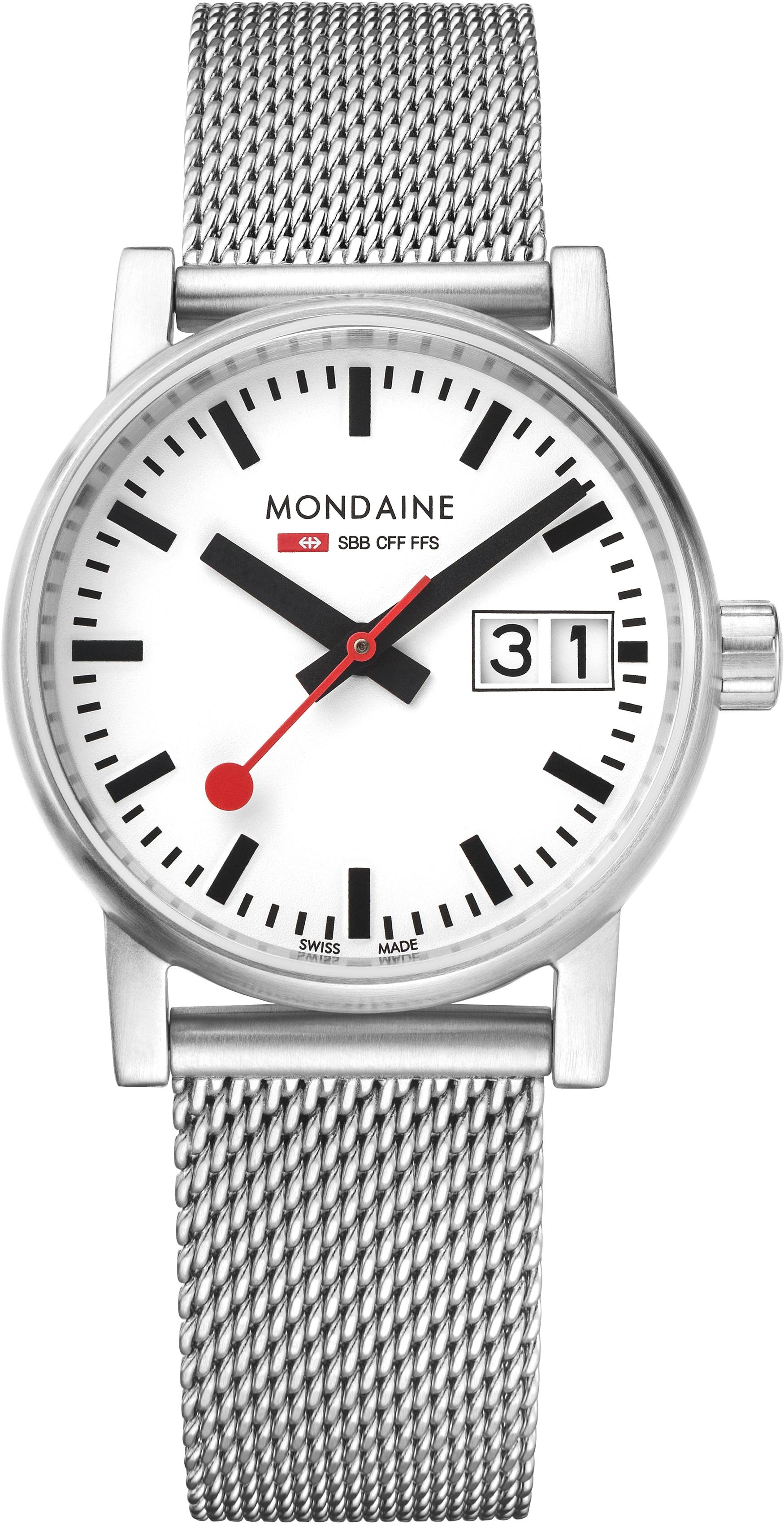 MONDAINE Schweizer Uhr evo2, MSE.30210.SM günstig online kaufen