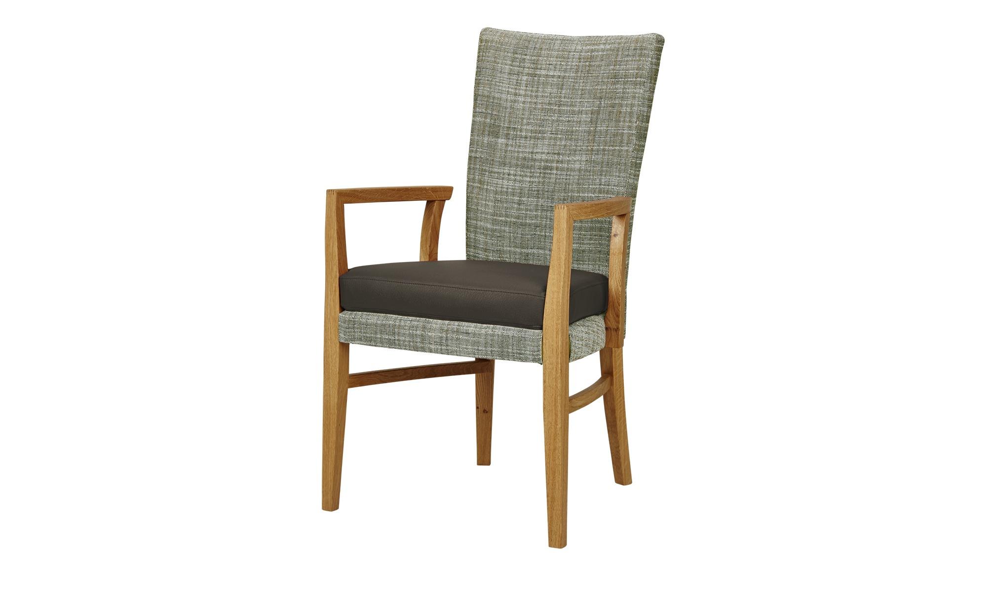 Wohnwert Stuhl  Lazio - braun - Stühle > Esszimmerstühle - Möbel Kraft günstig online kaufen