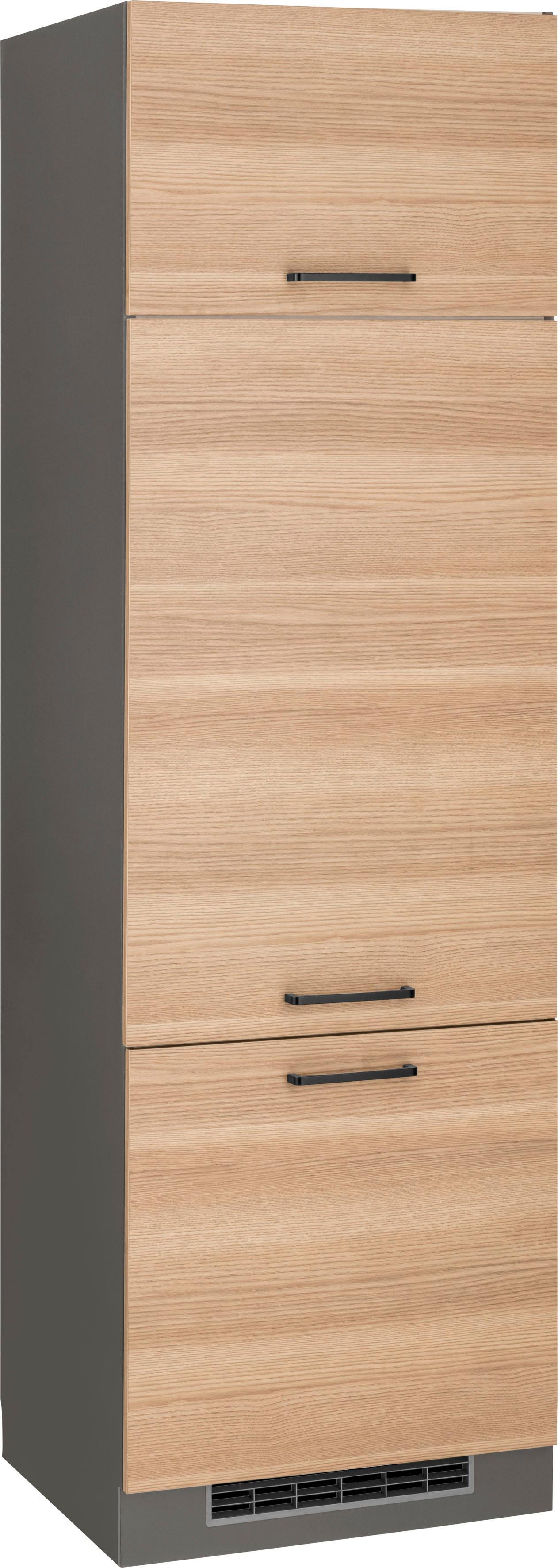 wiho Küchen Kühlumbauschrank Esbo, 60 cm breit günstig online kaufen