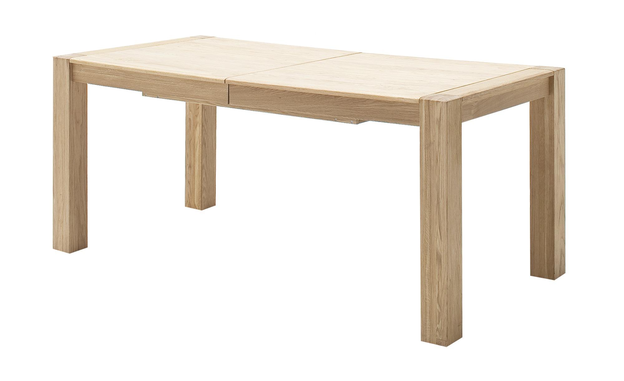 Woodford Esstisch ausziehbar  Loggia - holzfarben - Tische > Esstische - Mö günstig online kaufen