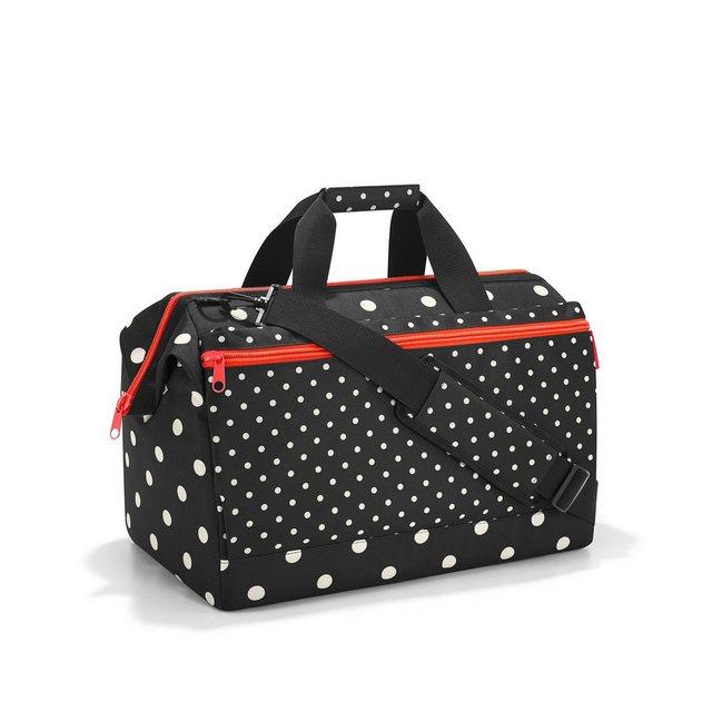 allrounder L pocket mixed dots - Schwarz günstig online kaufen