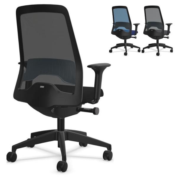 Interstuhl EVERYis1 EV21E Bürostuhl Netzrücken Komplettausstattung - Expres günstig online kaufen