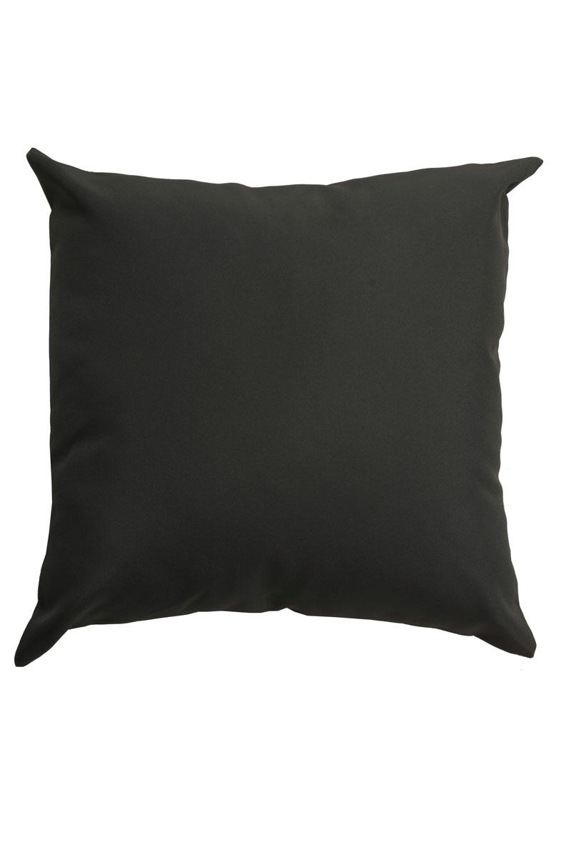 Deko-Kissen 45 x 45 cm-anthrazit günstig online kaufen