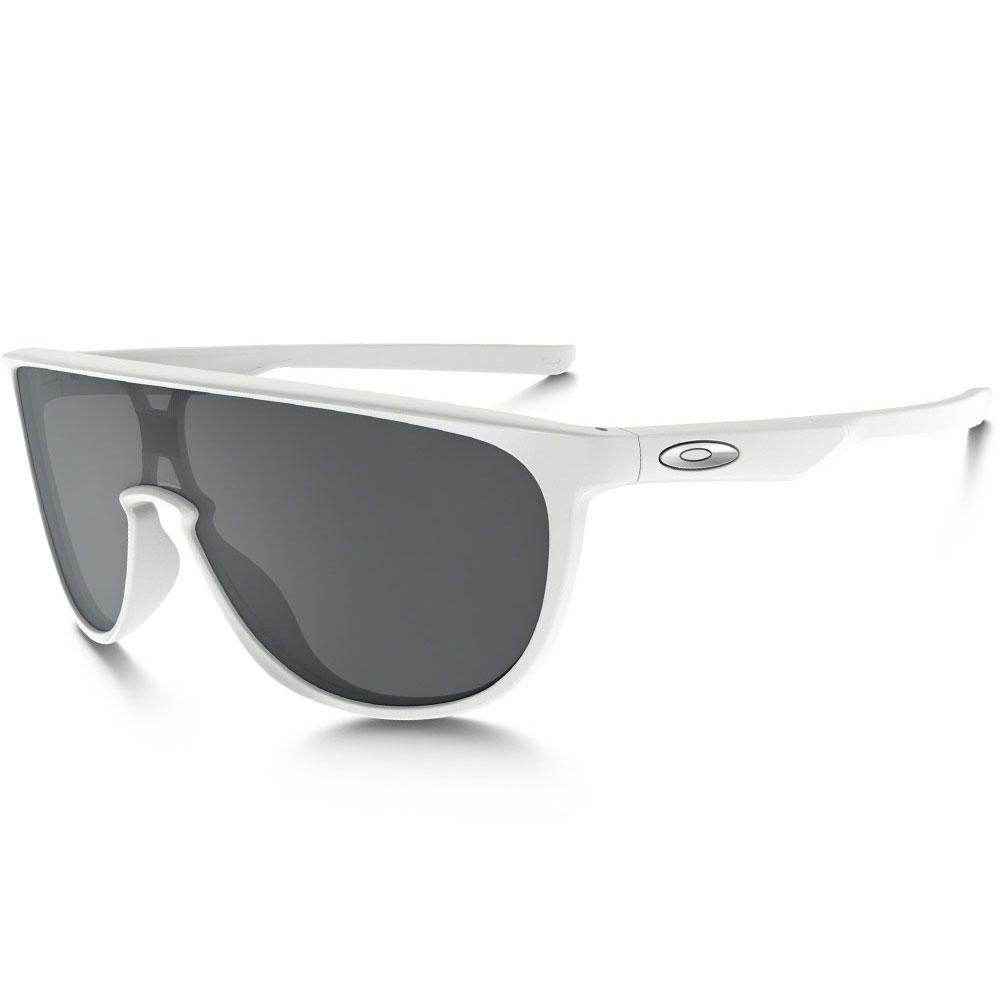 Oakley Trillbe Matte White/Black Iridium günstig online kaufen