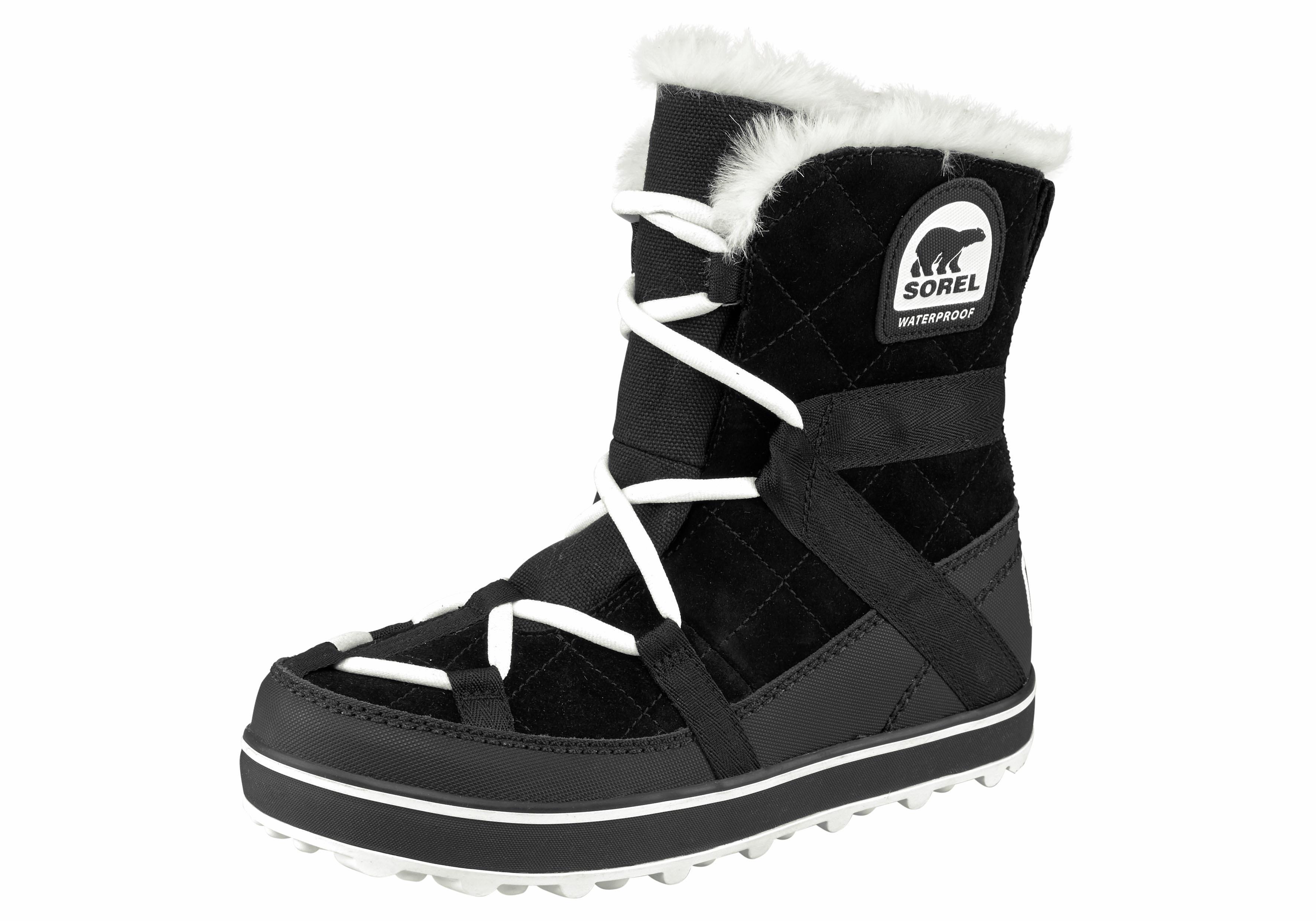 Sorel Outdoorwinterstiefel Glacy Explorer Shortie günstig online kaufen