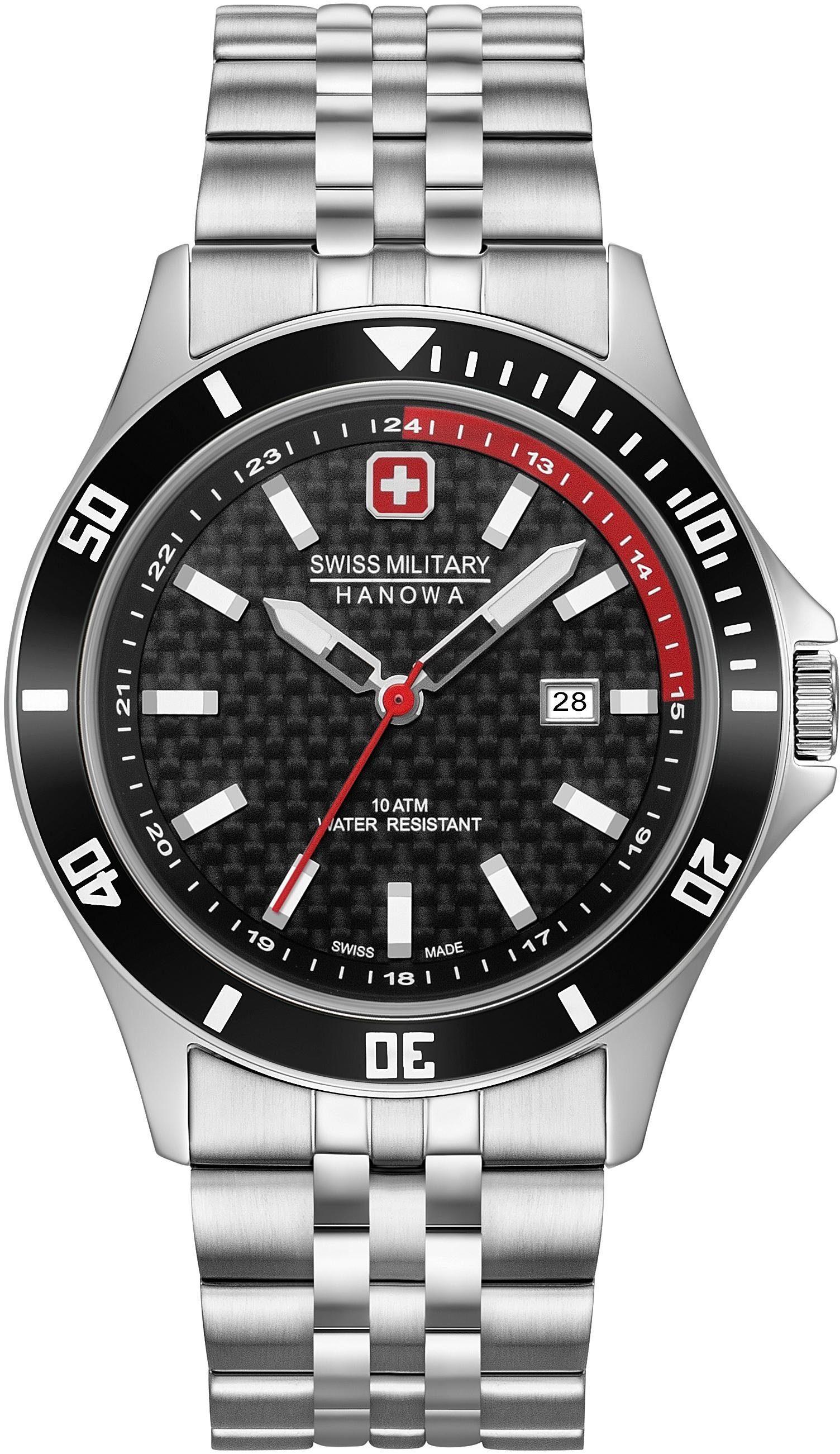 Swiss Military Hanowa Schweizer Uhr FLAGSHIP RACER, 06-5161.2.04.007.04 günstig online kaufen