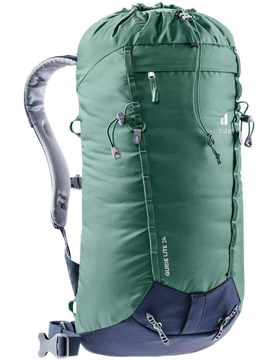 Deuter Rucksack Guide Lite 24, seagreen-navy Rucksackart - Wandern & Trekki günstig online kaufen