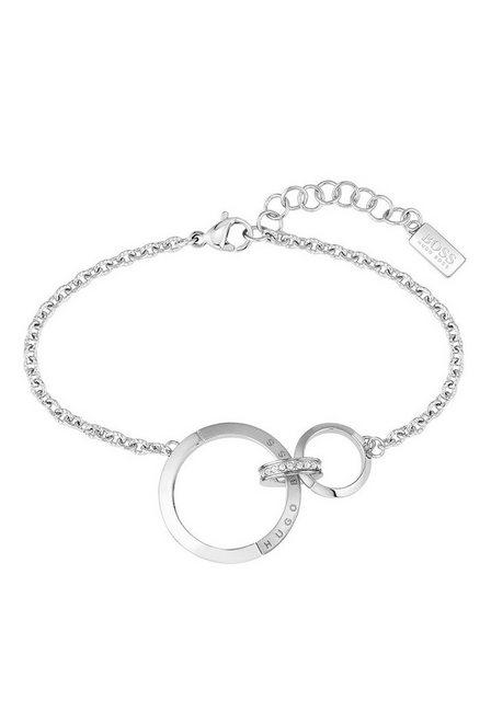 Boss Armkette »Ophelia, 1580221«, mit Glasstein günstig online kaufen