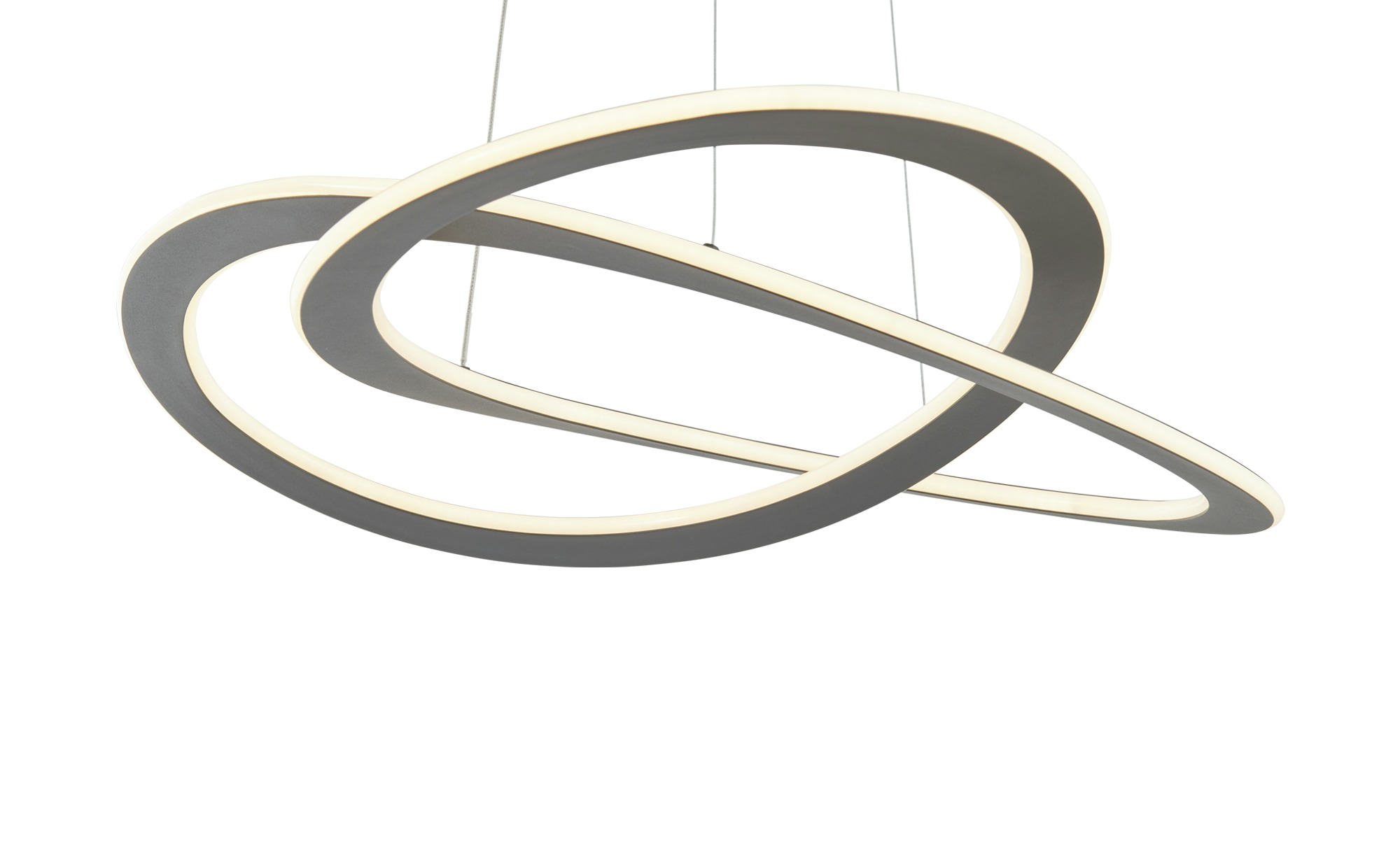 Trio LED-Pendelleuchte, anthrazit ¦ grauØ: 70 Lampen & Leuchten > Innenleuc günstig online kaufen