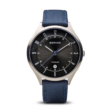Bering Armbanduhr Classic Titan Herren günstig online kaufen