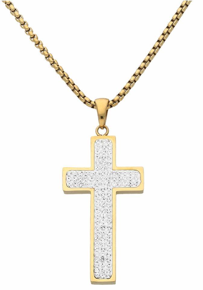 Firetti Kreuzkette günstig online kaufen
