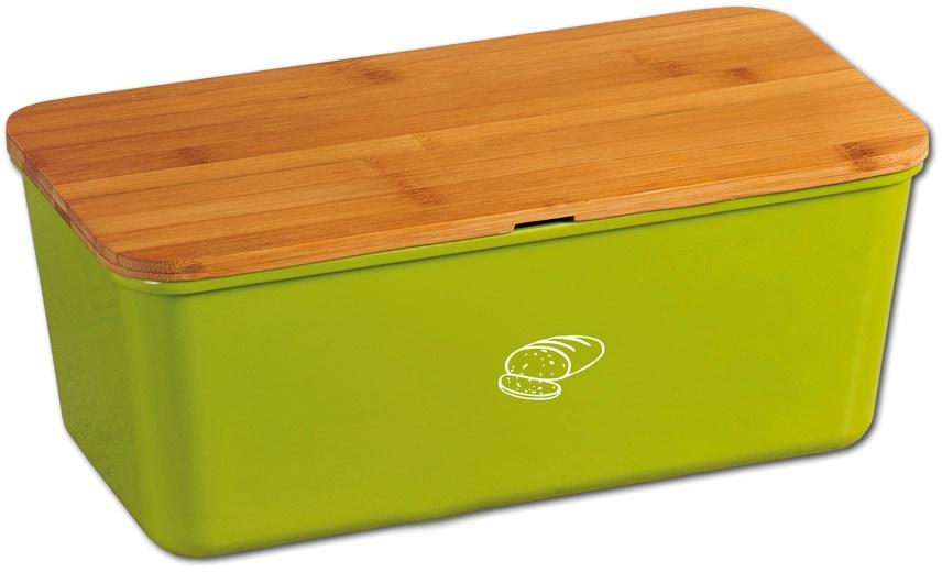 KESPER for kitchen & home Brotkasten, (1 tlg.), 100% FSC-zertifiziertem Bam günstig online kaufen