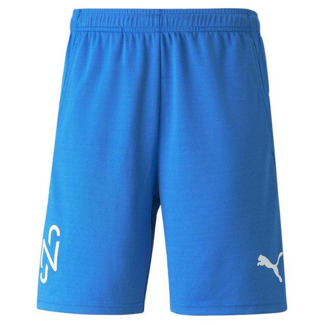 PUMA Neymar Jr Herren Fußball-Shorts   Mit Aucun   Blau   Größe: L günstig online kaufen