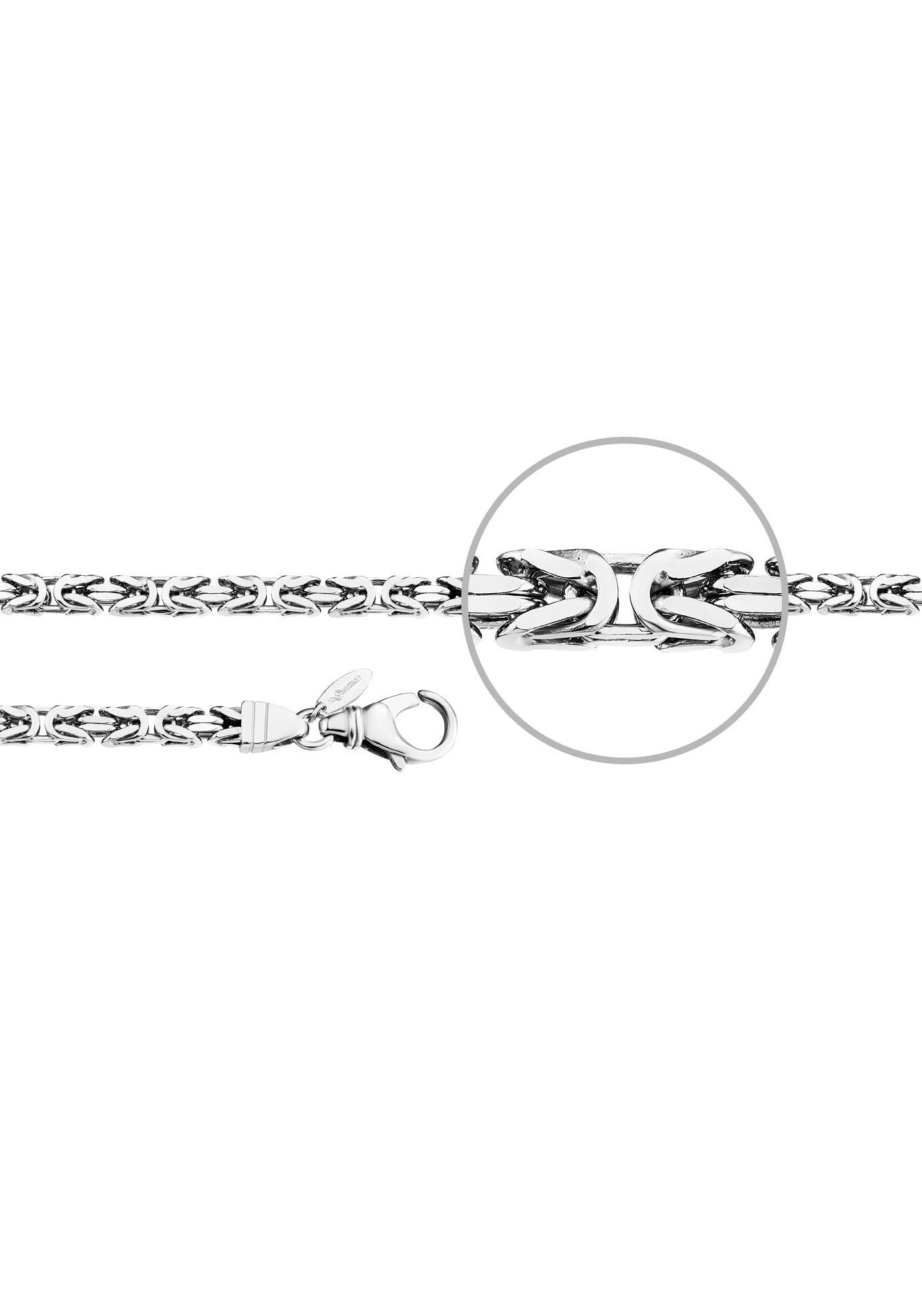 Der Kettenmacher Königsarmband KÖ3-19S, KÖ3-21S, KÖ3-23S günstig online kaufen