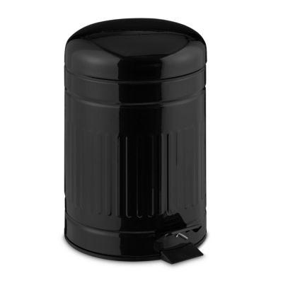 relaxdays Kosmetikeimer 5 Liter schwarz günstig online kaufen