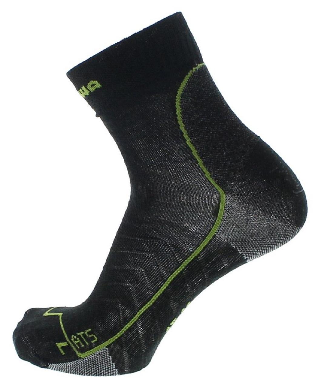 Lowa ALL TERRAIN SPORT SOCKE Schwarz Unisex Socken günstig online kaufen