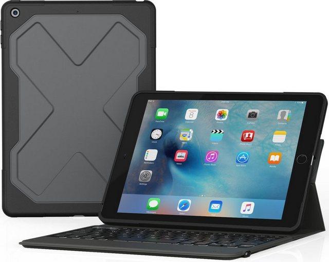 ZAGG Tablettasche »Rugged Messenger iPad (2017) 9.7 - Swiss« günstig online kaufen