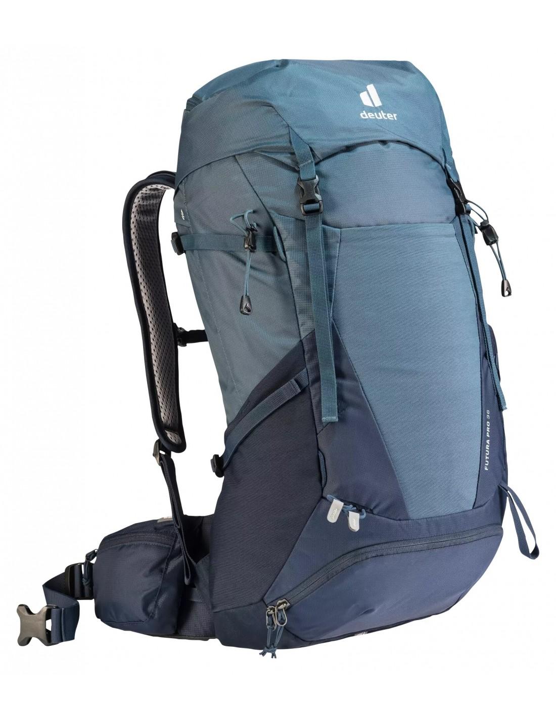 Deuter Rucksack Futura Pro 36, marine-navy Rucksackart - Wandern & Trekking günstig online kaufen