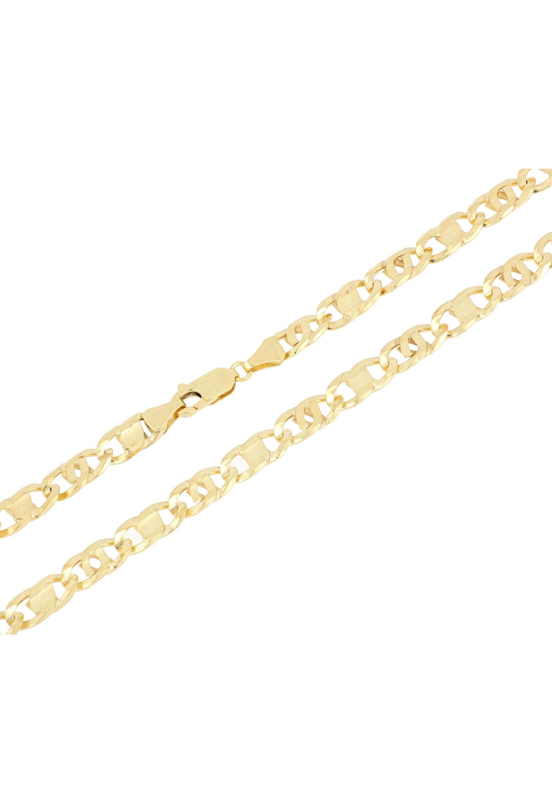 Firetti Goldkette Achter-Rebhuhn-Plättchenkettengliederung, 5,5 mm breit, 6 günstig online kaufen