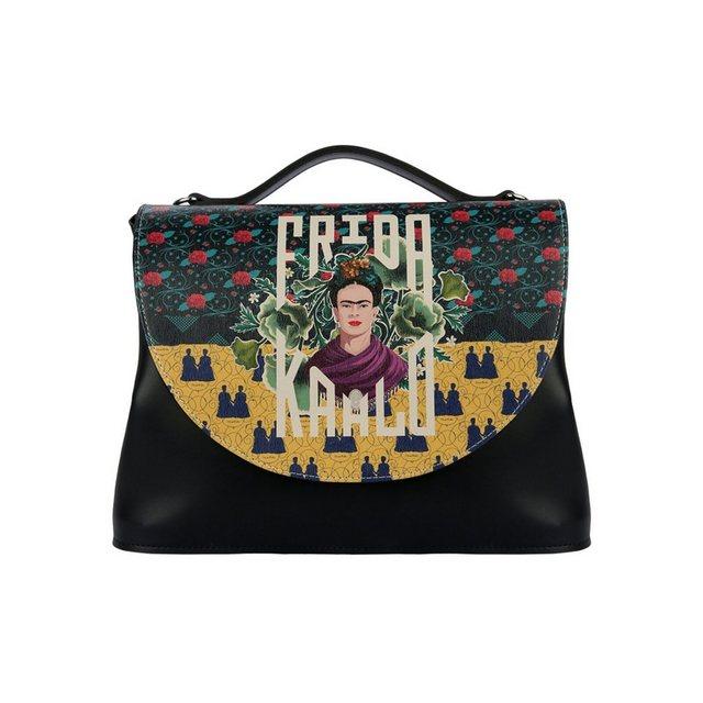 DOGO Henkeltasche »Frida's World«, Vegan günstig online kaufen