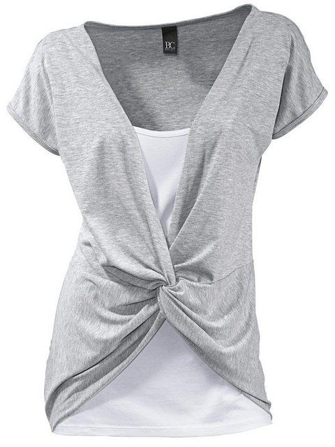 LINEA TESINI by Heine 2-in-1-Shirt günstig online kaufen