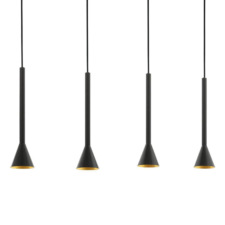home24 LED-Pendelleuchte Cortaderas II günstig online kaufen