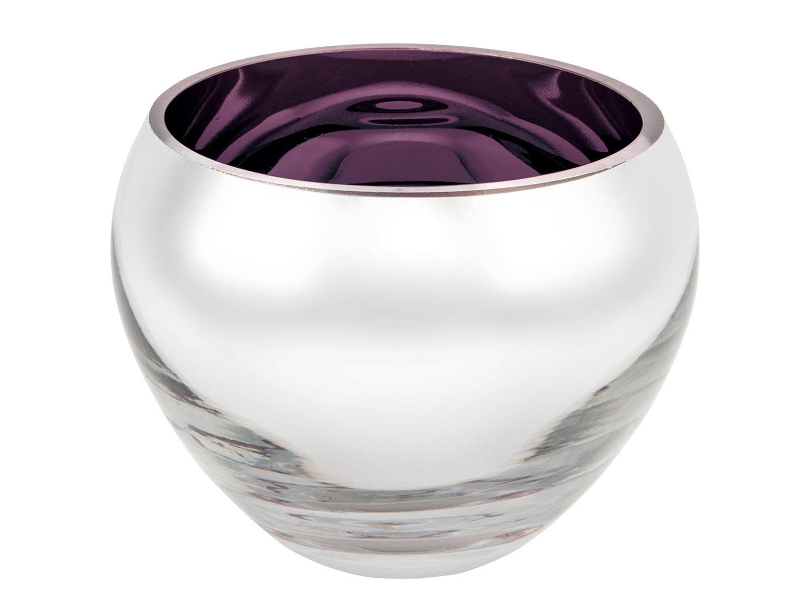 Fink Teelichthalter COLORE Teelichthalter berry 9 cm (beere) günstig online kaufen