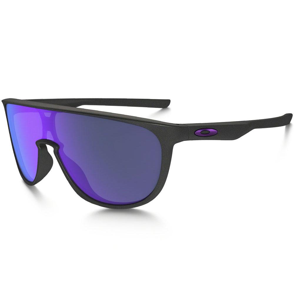 Oakley Trillbe Steel/Violet Iridium günstig online kaufen