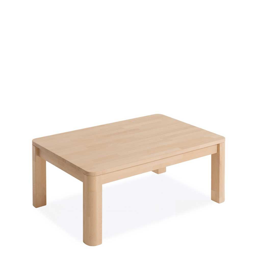 Sofa Beistelltisch aus Buche Massivholz geölt günstig online kaufen