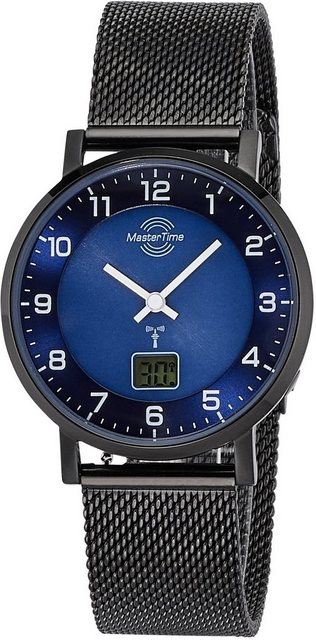 MASTER TIME Funkuhr Advanced, MTLS-10742-32M günstig online kaufen