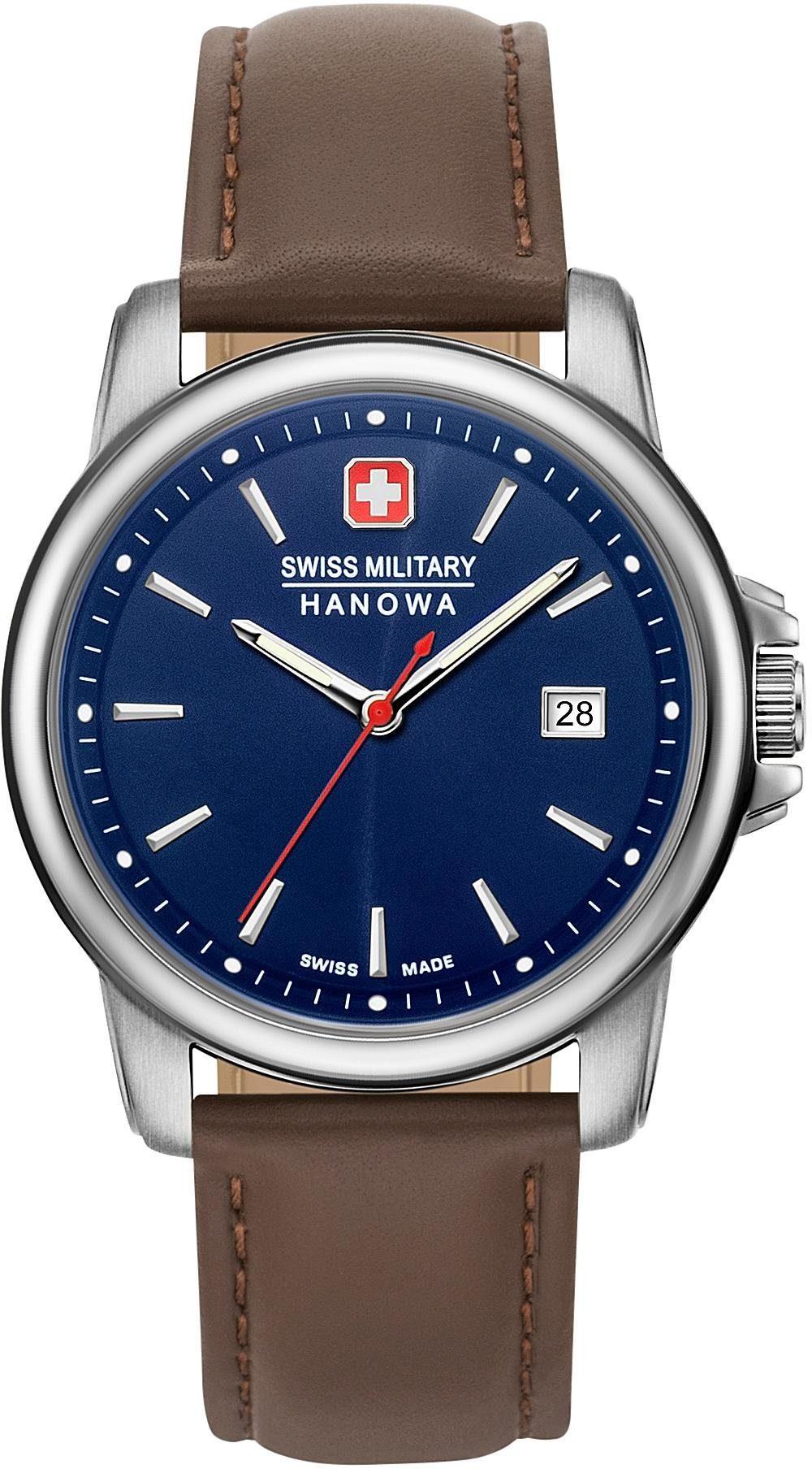 Swiss Military Hanowa Schweizer Uhr SWISS RECRUIT II, 06-4230.7.04.003 günstig online kaufen