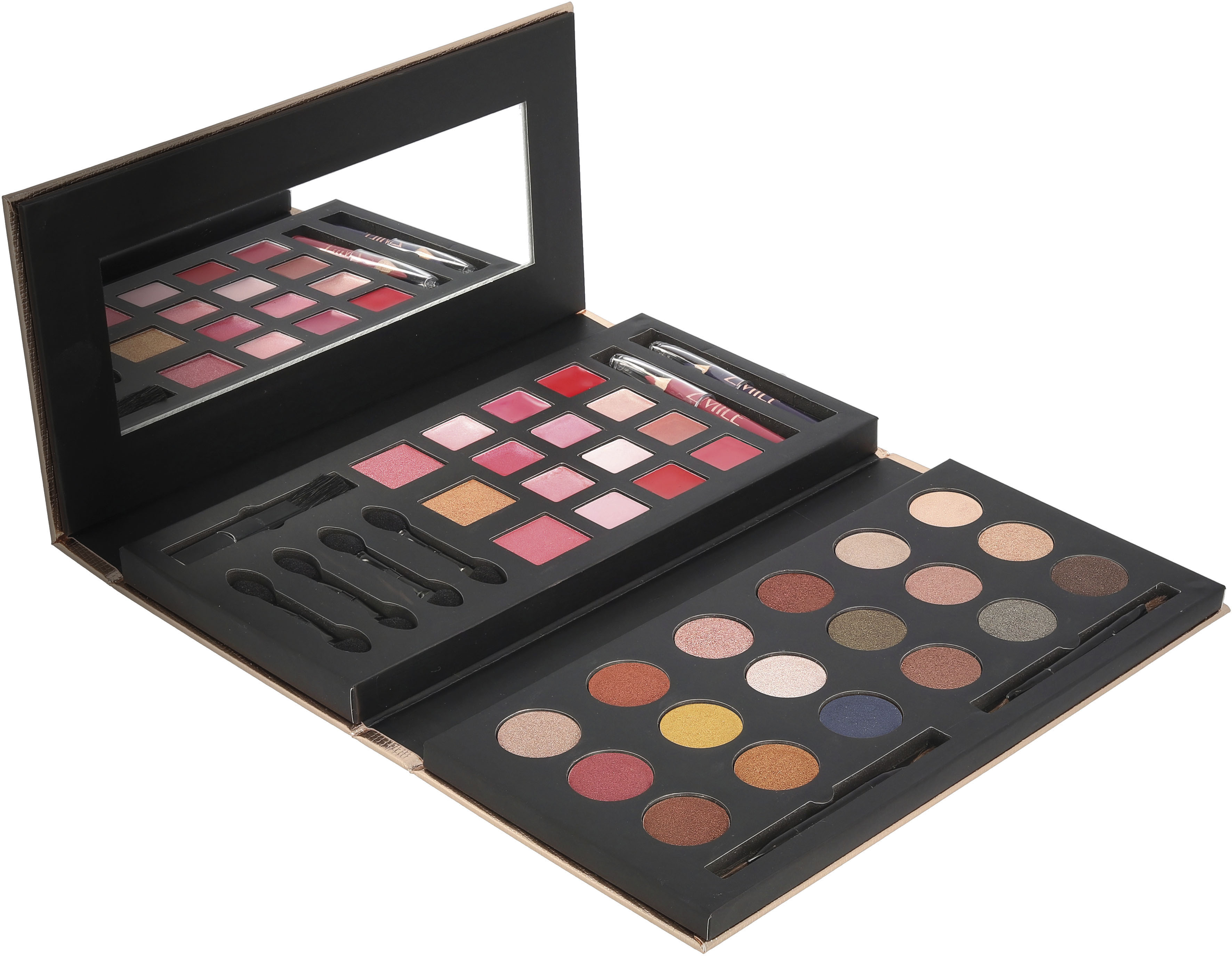 ZMILE COSMETICS Kosmetik-Koffer Glam to Go, (37 tlg.) günstig online kaufen