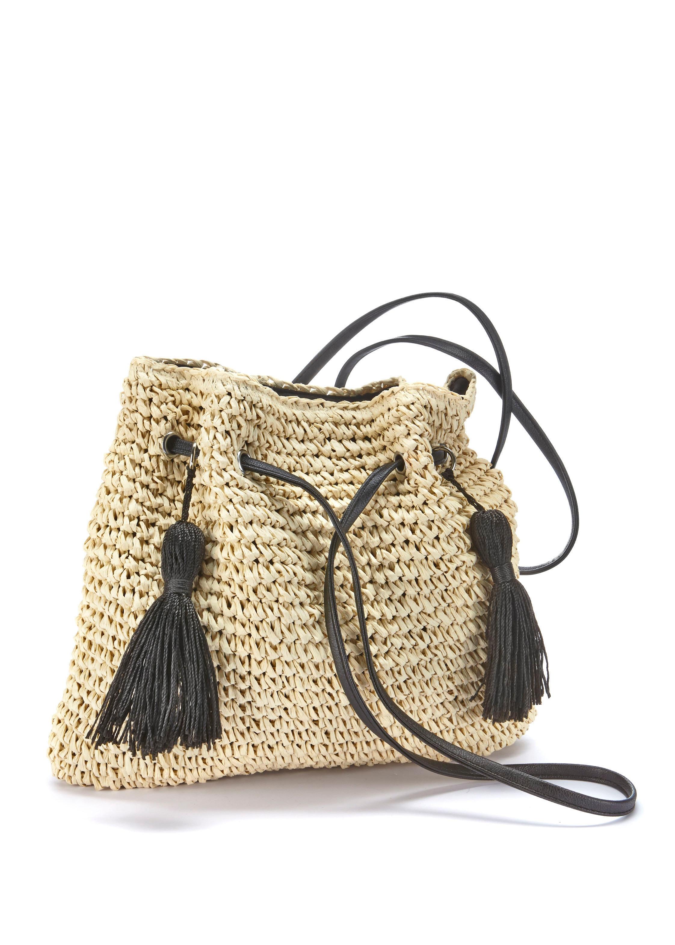 LASCANA Strandtasche günstig online kaufen