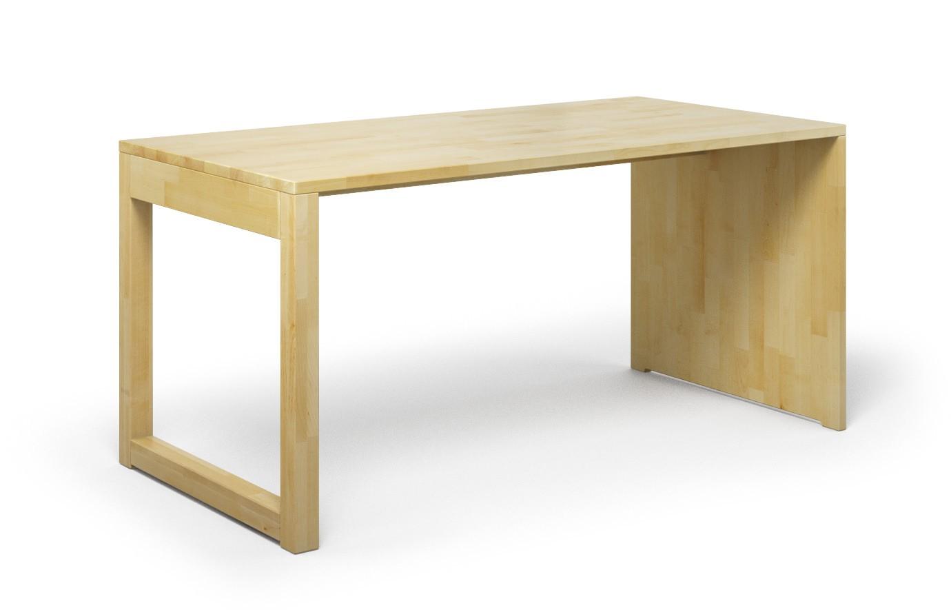 Schreibtisch Ebina aus Birke günstig online kaufen