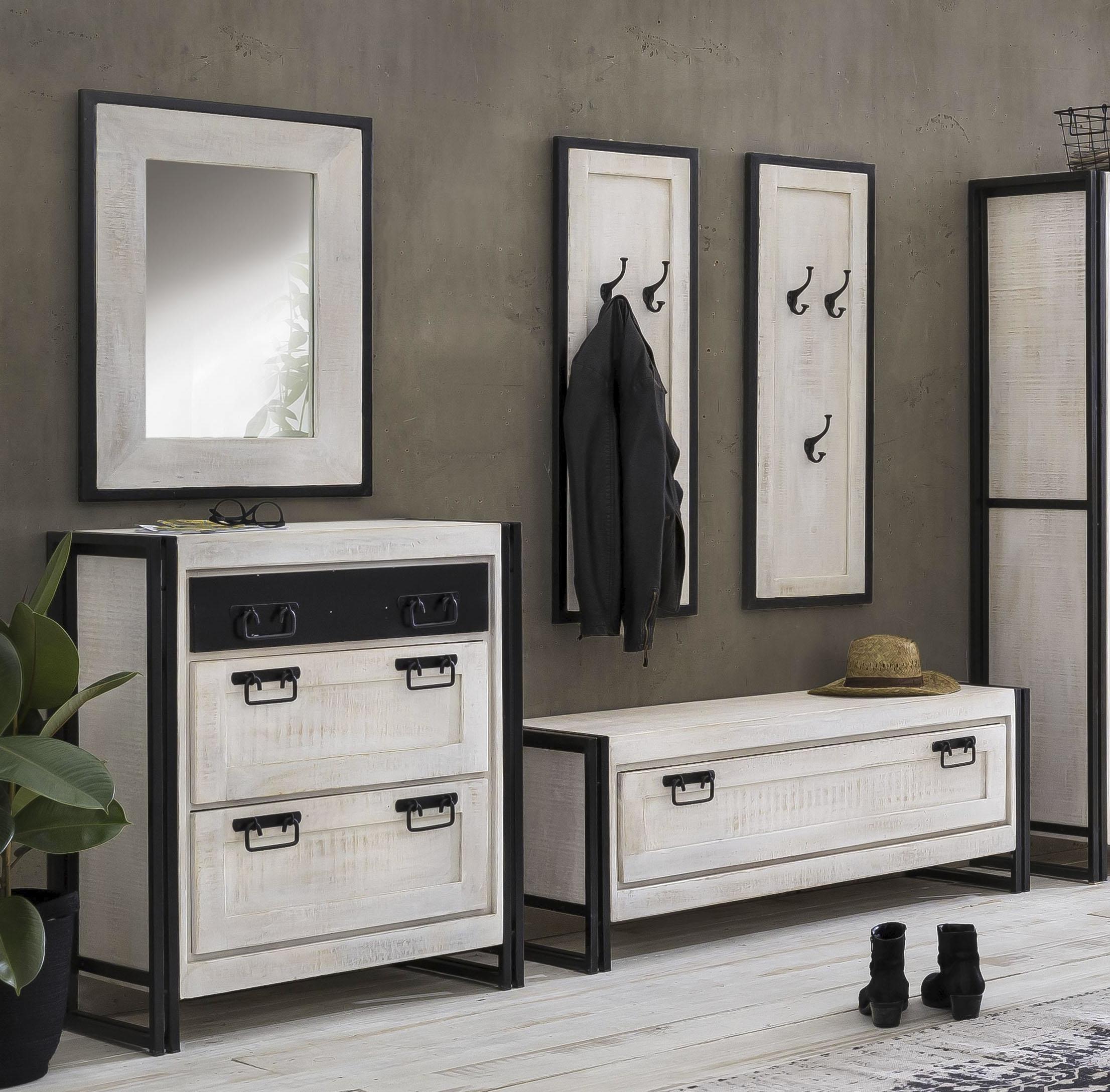 SIT Garderoben-Set »White Panama«, (Set, 5 St.) günstig online kaufen