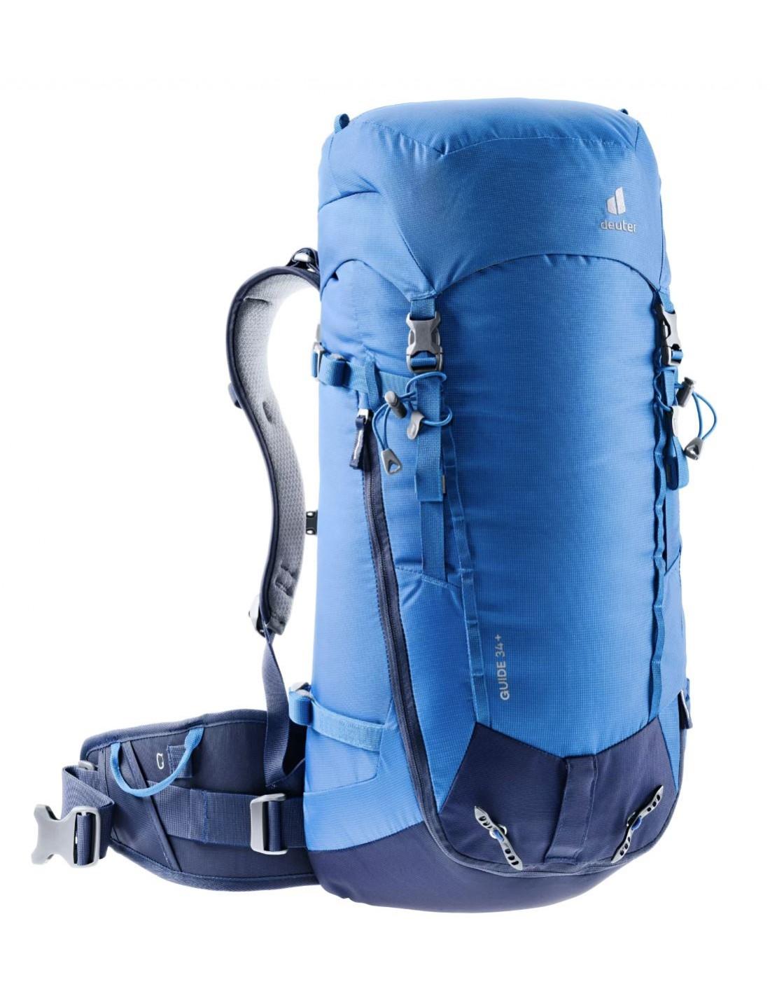 Deuter Rucksack Guide 34+, lapis-navy Rucksackart - Skitouren, Rucksackvolu günstig online kaufen