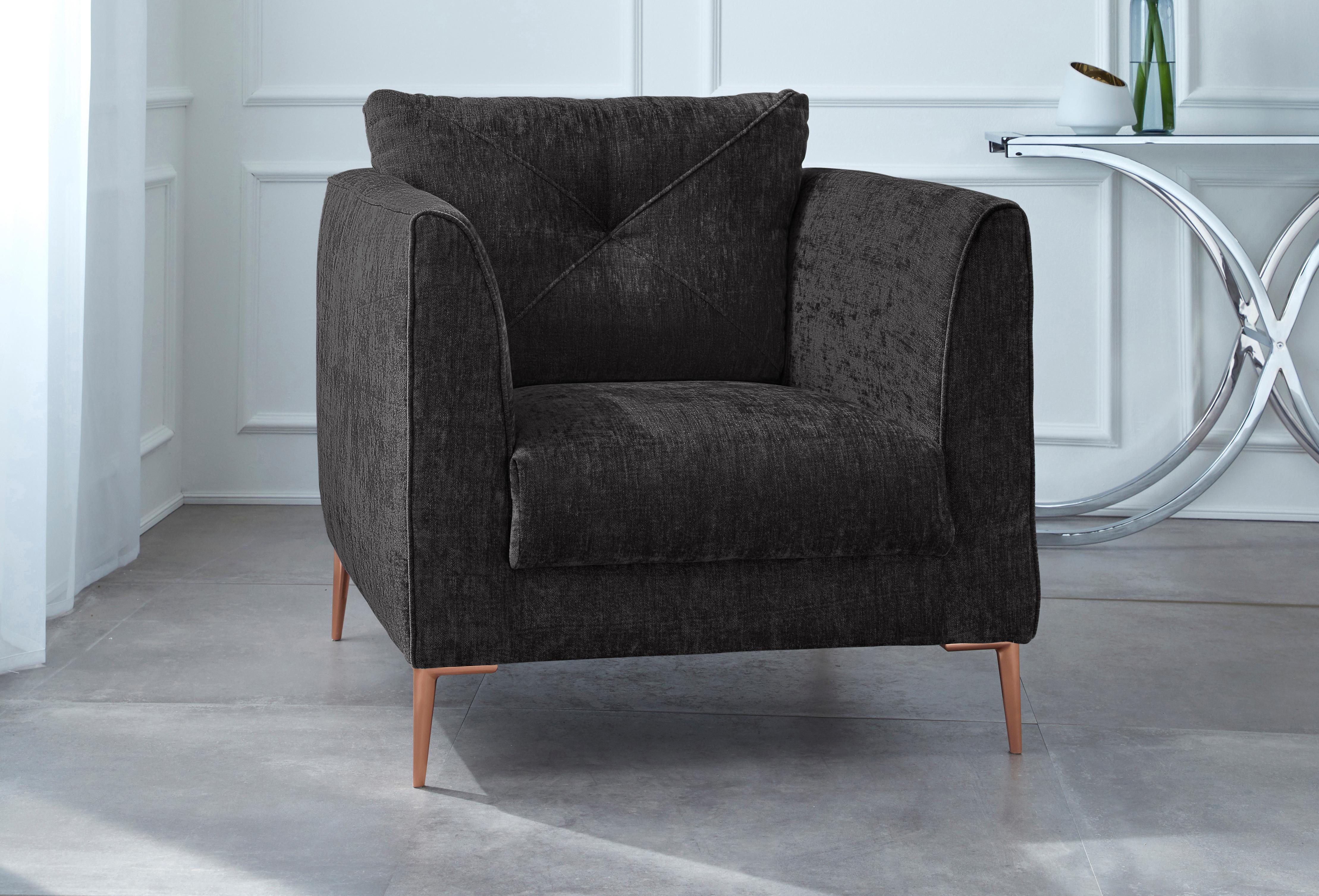 Guido Maria Kretschmer Home&Living Sessel »Fock« günstig online kaufen