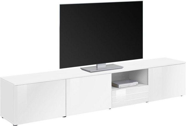 borchardt Möbel Lowboard »Savannah«, Breite 200 cm günstig online kaufen