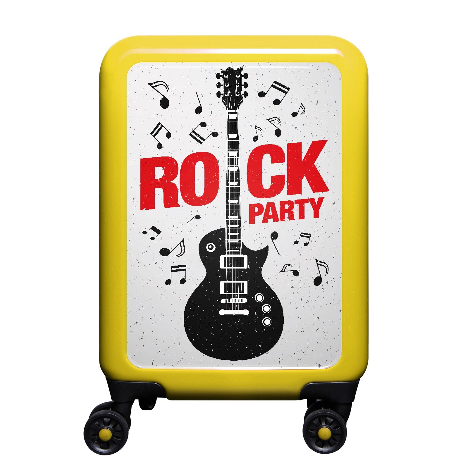 meinTrolley Handgepäck Rockparty günstig online kaufen